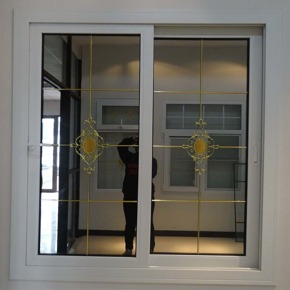 latest home window design pvc sliding window price philippines make