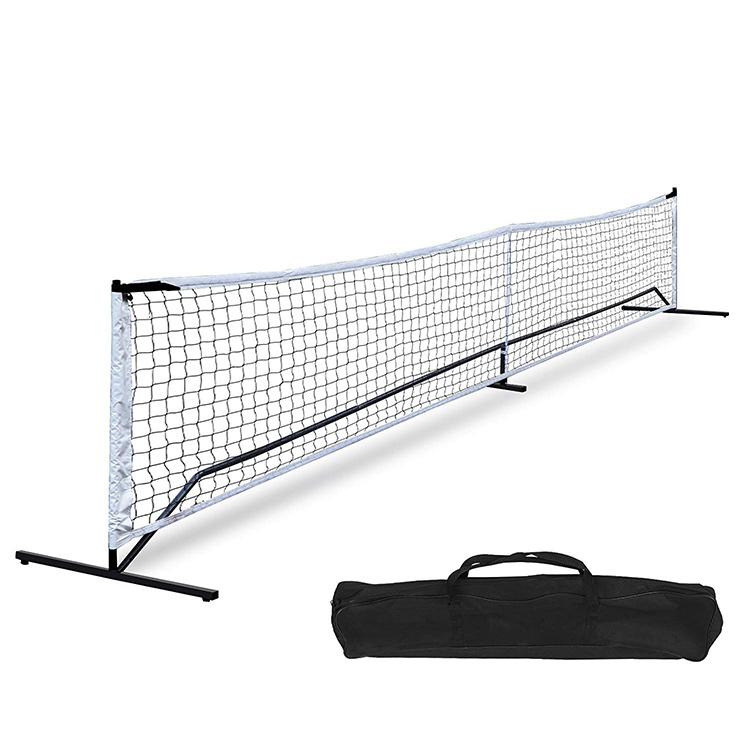 Portable Tennis Net Outdoor Professional Sport Training Standard Indoor Foldable