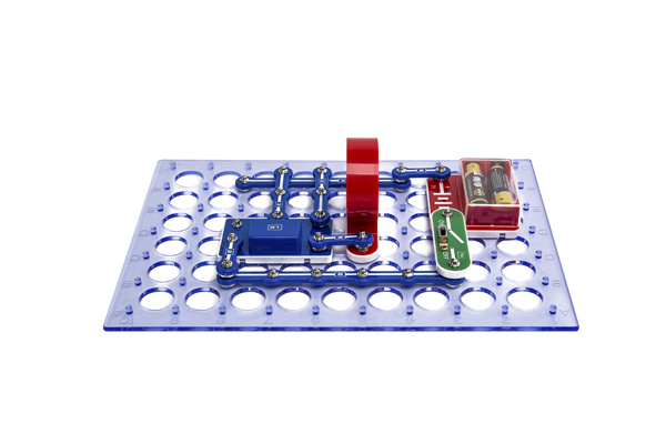 Hot Sale Brick Toy for Children Snap Circuits Electronics Discovery Kit Electronic Circuits Labs Science Kits