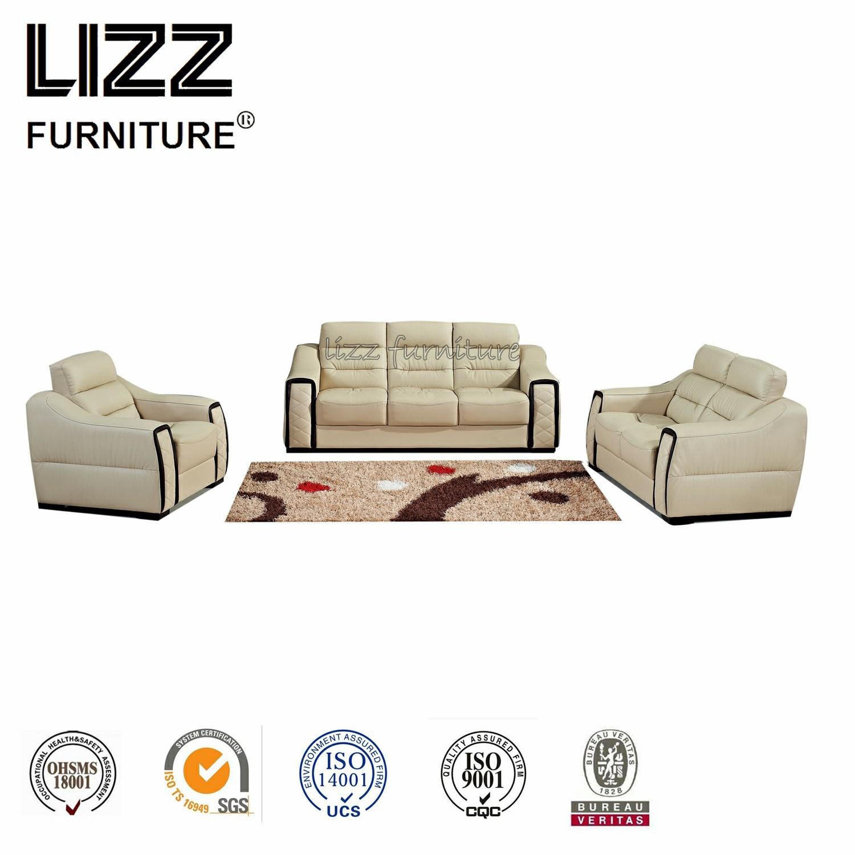 [Hot Item] Living Room Furniture Modern L Shaped Corner Sofa Set