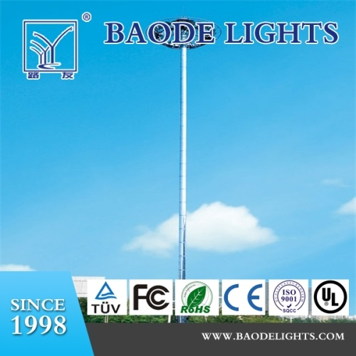 China Variety of International Certification Hight Mast Lighting ...