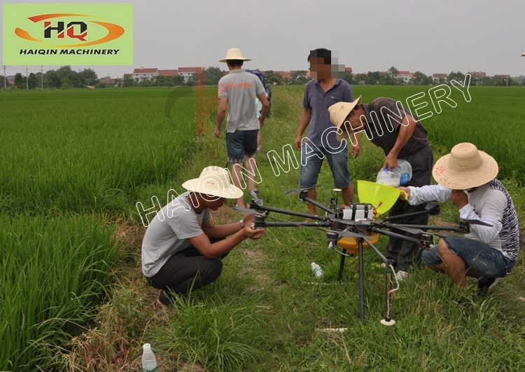China New Intelligent Drone Agriculture Spraying Uav (KN1200