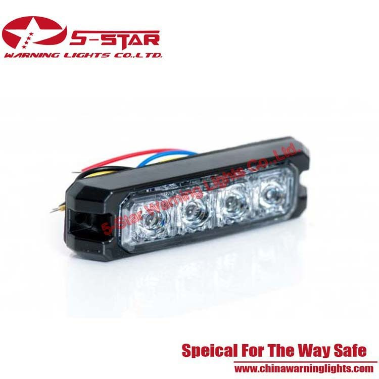 12W Surface Mounting Grille LED Emergency Vehicle Warning Light pictures & photos