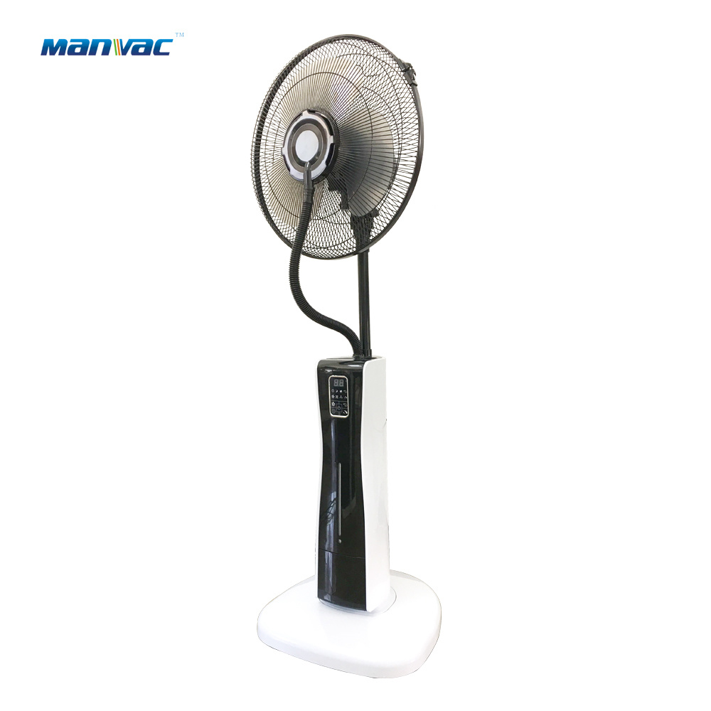 China Easy Home Pedestal Fan Portable Water Cooling Mist Air Centrifugal