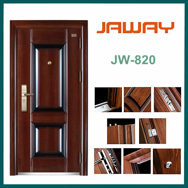 Popular Chinese Style Security Door