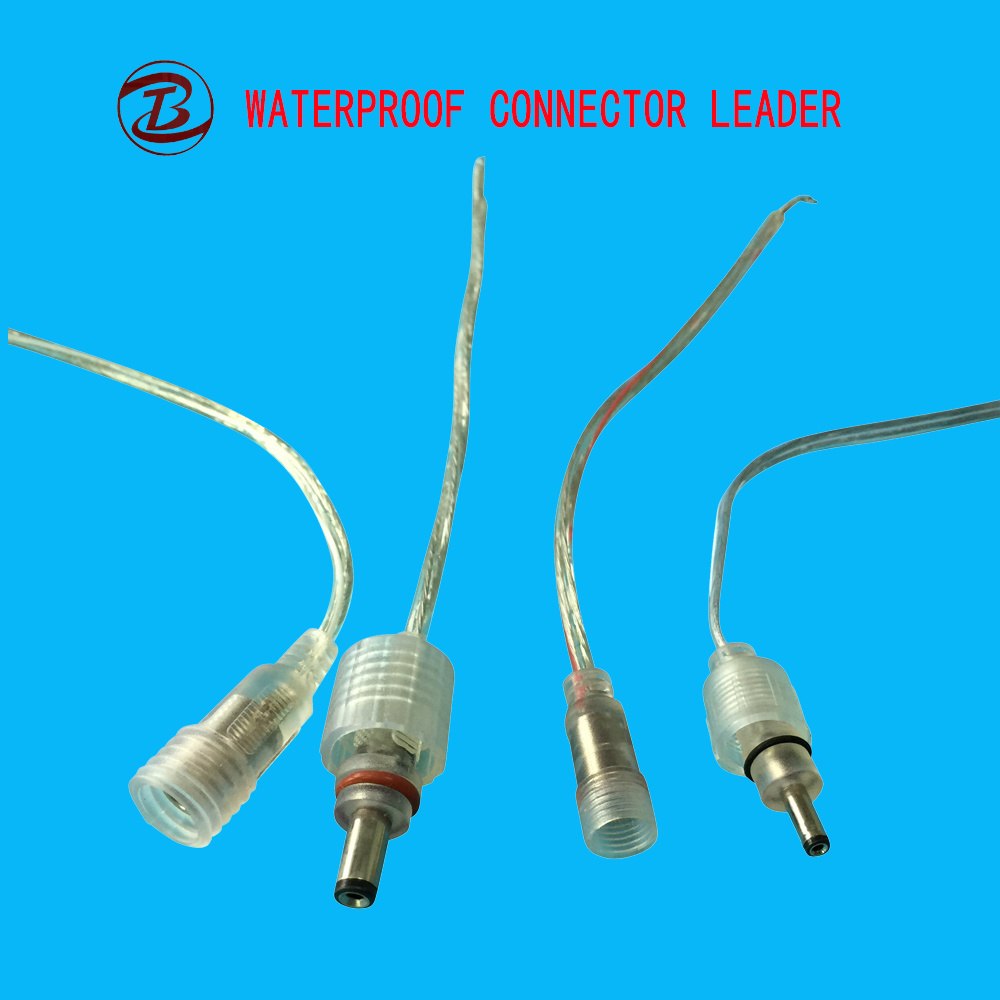 China 21 Dc Waterptoof Power Adapter Plug Jack Connector Wiring