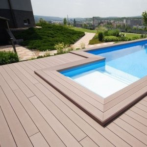 WPC Decking Boards, Patio Decking Boards, Plastic Decking Boards UK