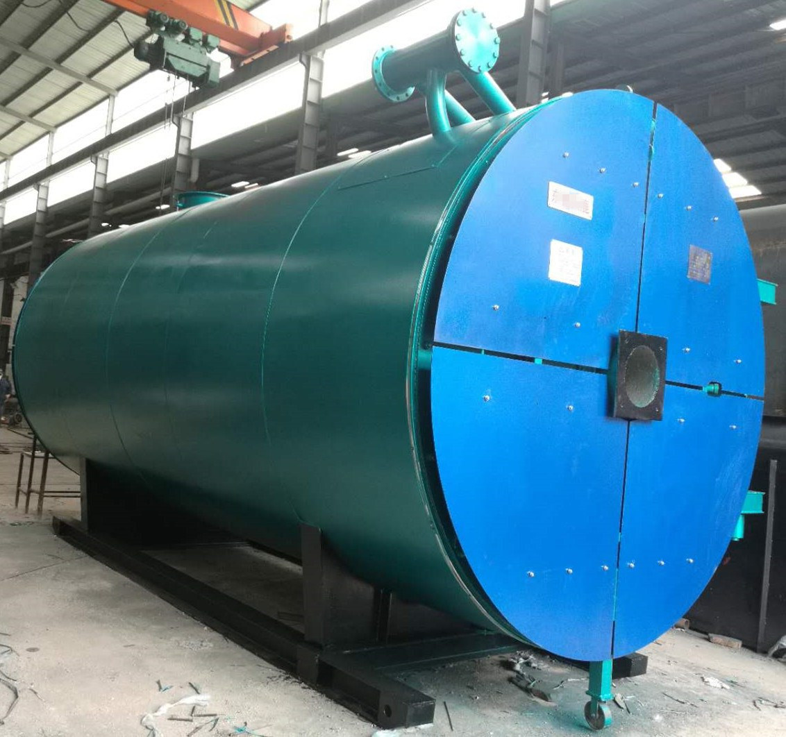 China Fuel Gas, Oil Thermal Oil Boiler with European Burner Photos ...
