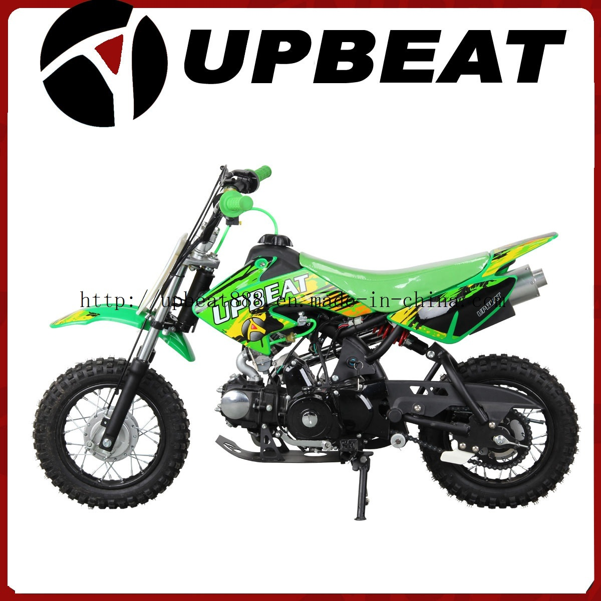 Upbeat Motorcycle 50cc Dirt Bike 110cc Dirt Bike for Kids Use pictures & photos
