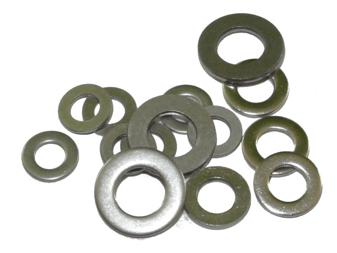 High Quality Flat Washer DIN125A/DIN9021