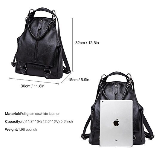 e4ef039b48 Nice Design PU Leather Lady Student School Hot Sell Backpack High Quality  Hot Sell Backpack (WDL0553)
