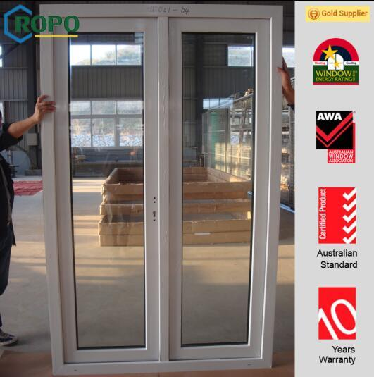 China Residential Upvcpvc Entry Doors For House China Pvc Entry
