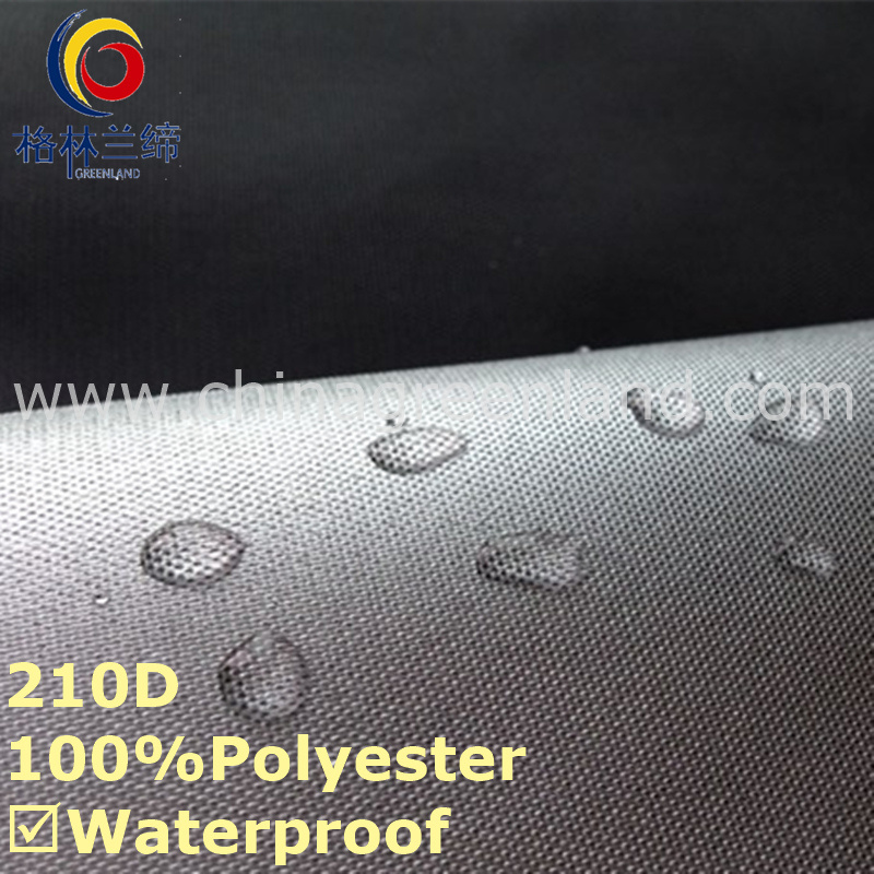 100%Polyester Plain Oxford Fabric for Garment (GLLML302)