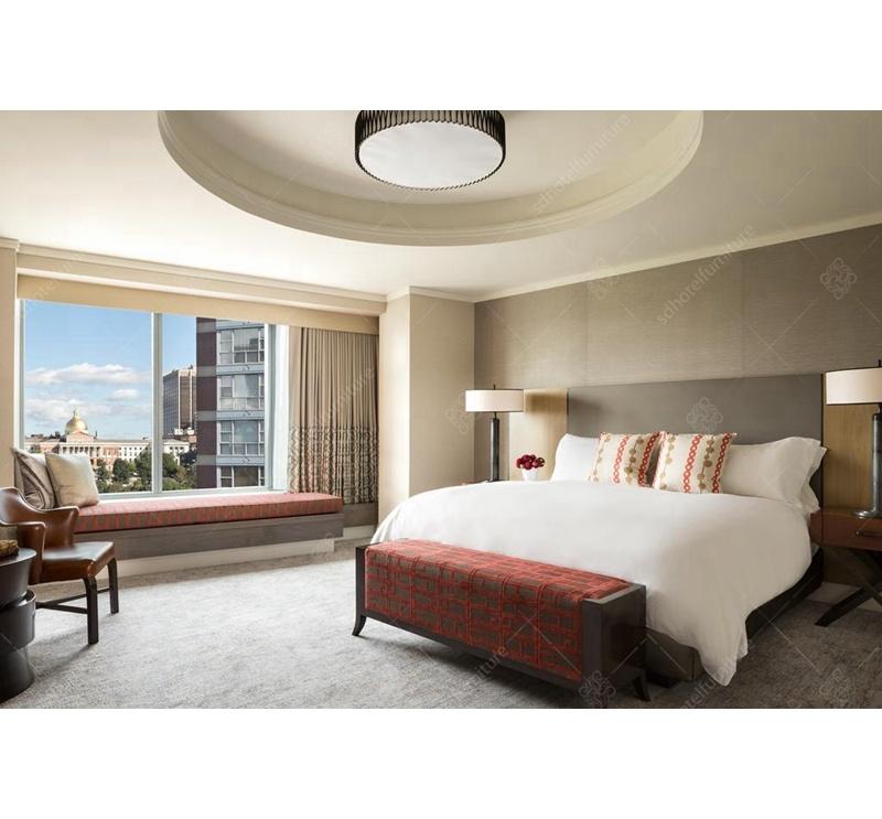 [Hot Item] Modern Luxury 5 Stars Hotel Furniture Bedroom Furniture  Commercial Furniture