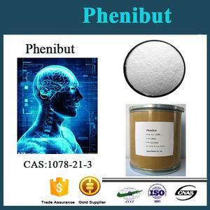 [Hot Item] Top Quality API Phenibut Powder for Nootropic Supplyment CAS:  1078-21-3