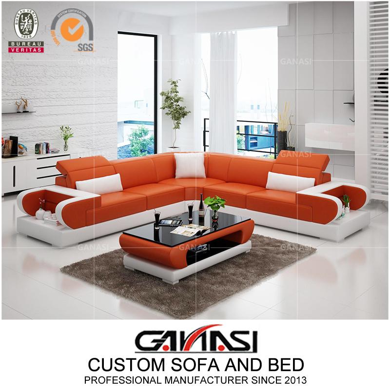 China Corner Sofa Leather, What Size Is A Corner Sofa