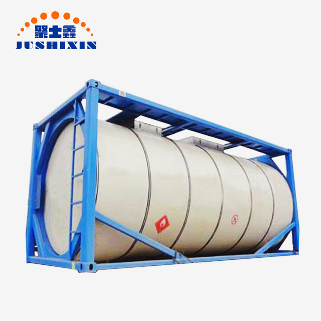 [Hot Item] Low Price T11 Liquid Chemical Stainless Steel ISO Storage Tank  Container on Sale