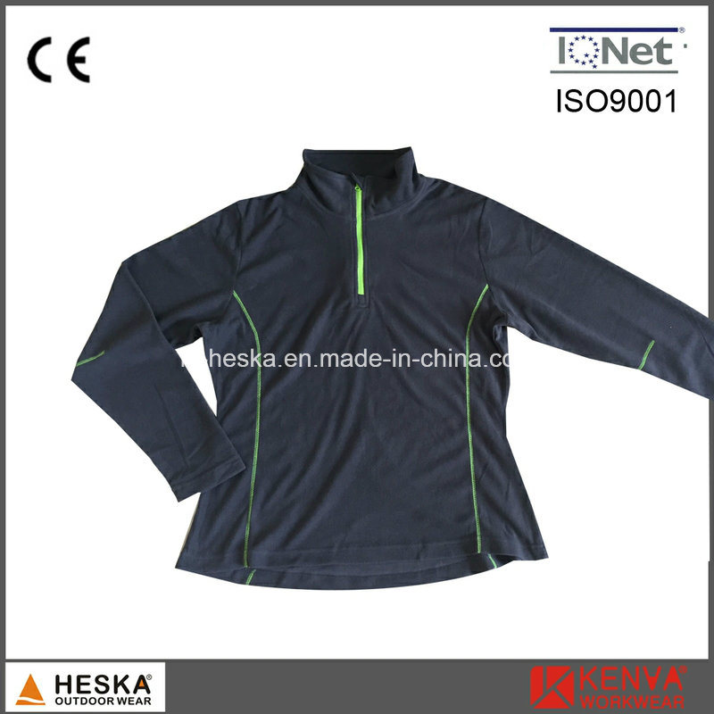 Outdoor Sweatshirts Casual Women Fleece Jacket pictures & photos