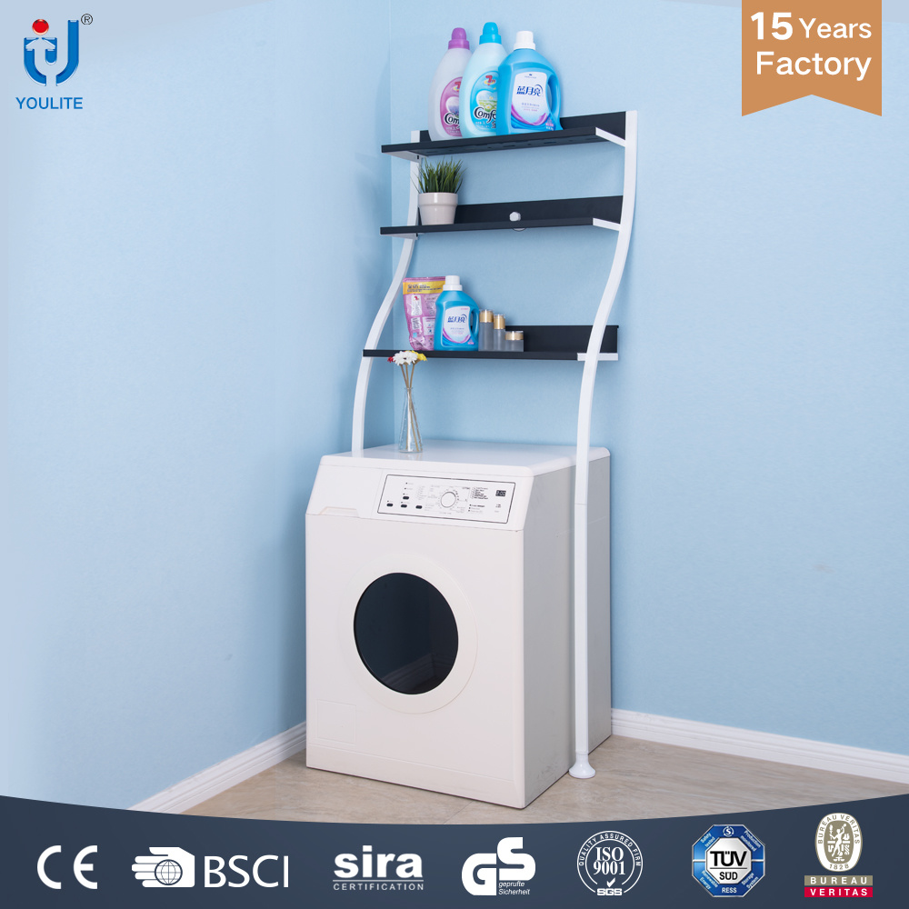 China Three Layer Washing Machine Shelf - China Clothes Hanger ...