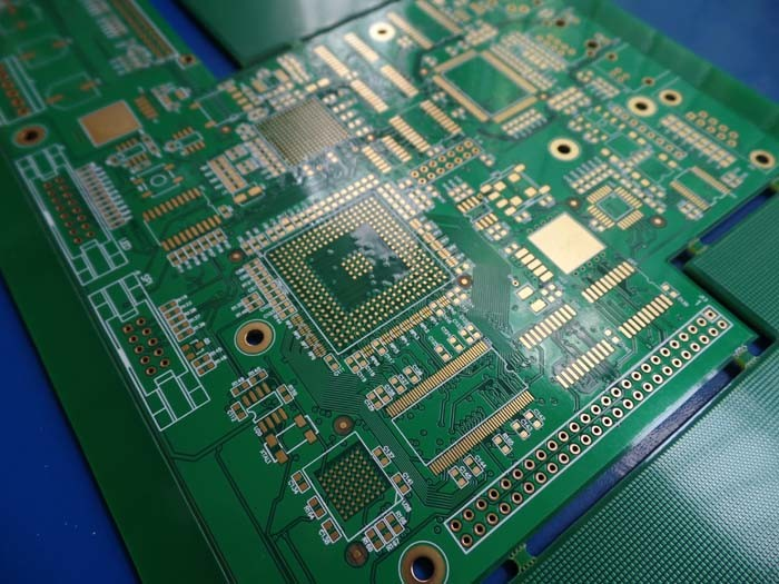 china rigid pcb board 4 layer impedance controlled printed circuit rh bichengpcb en made in china com
