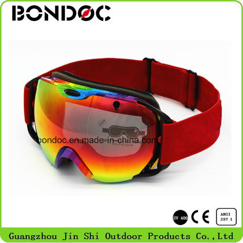 Extra-Large Spherical Ski Goggles (JS-6004) pictures & photos