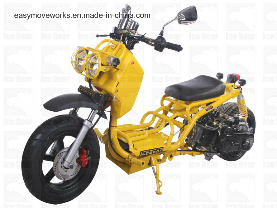 Zoomer Motorcycle 50cc 4strokes Elec Kick Start Disc Drum pictures & photos
