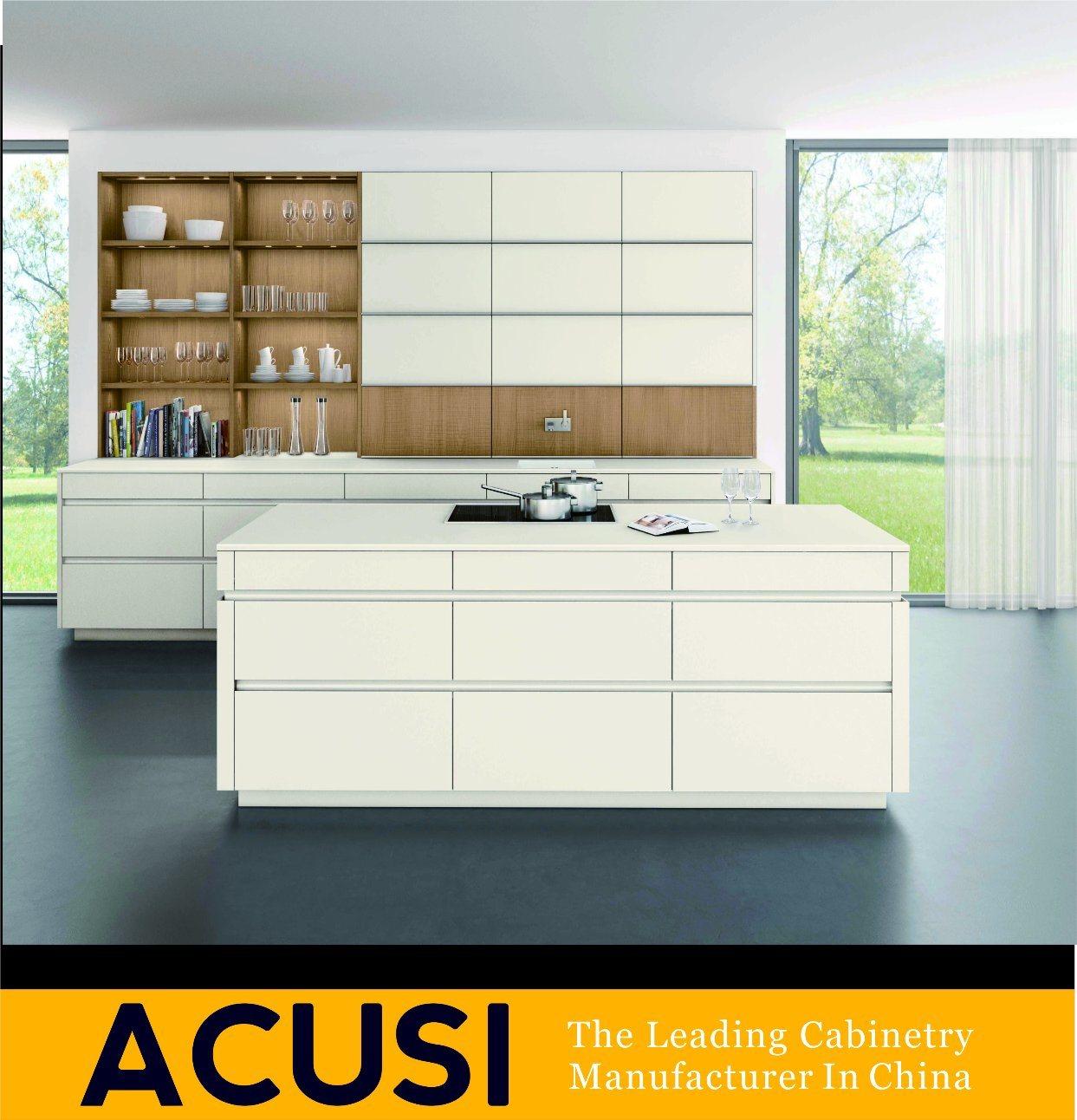 China Wholesale Modern Island Style Lacquer Kitchen Cabinets (ACS2 ...