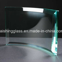 Curved Low Iron Glass Award pictures & photos