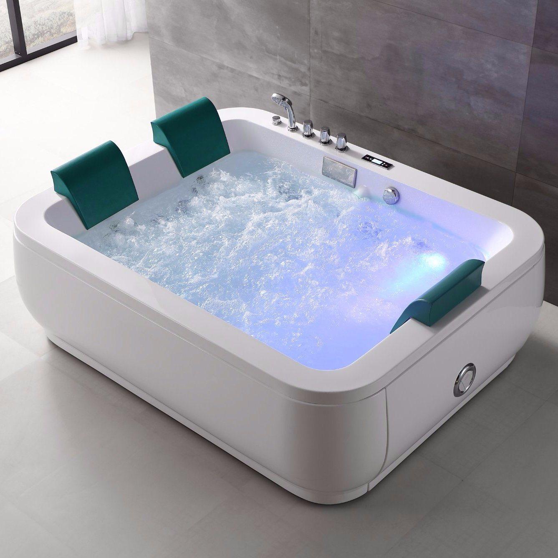 Person Size Hydromage Bathtub