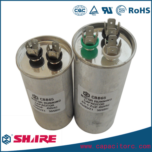 [Hot Item] Lowest Price Capacitor with Best Quality AC Motor Cbb65 Capacitor