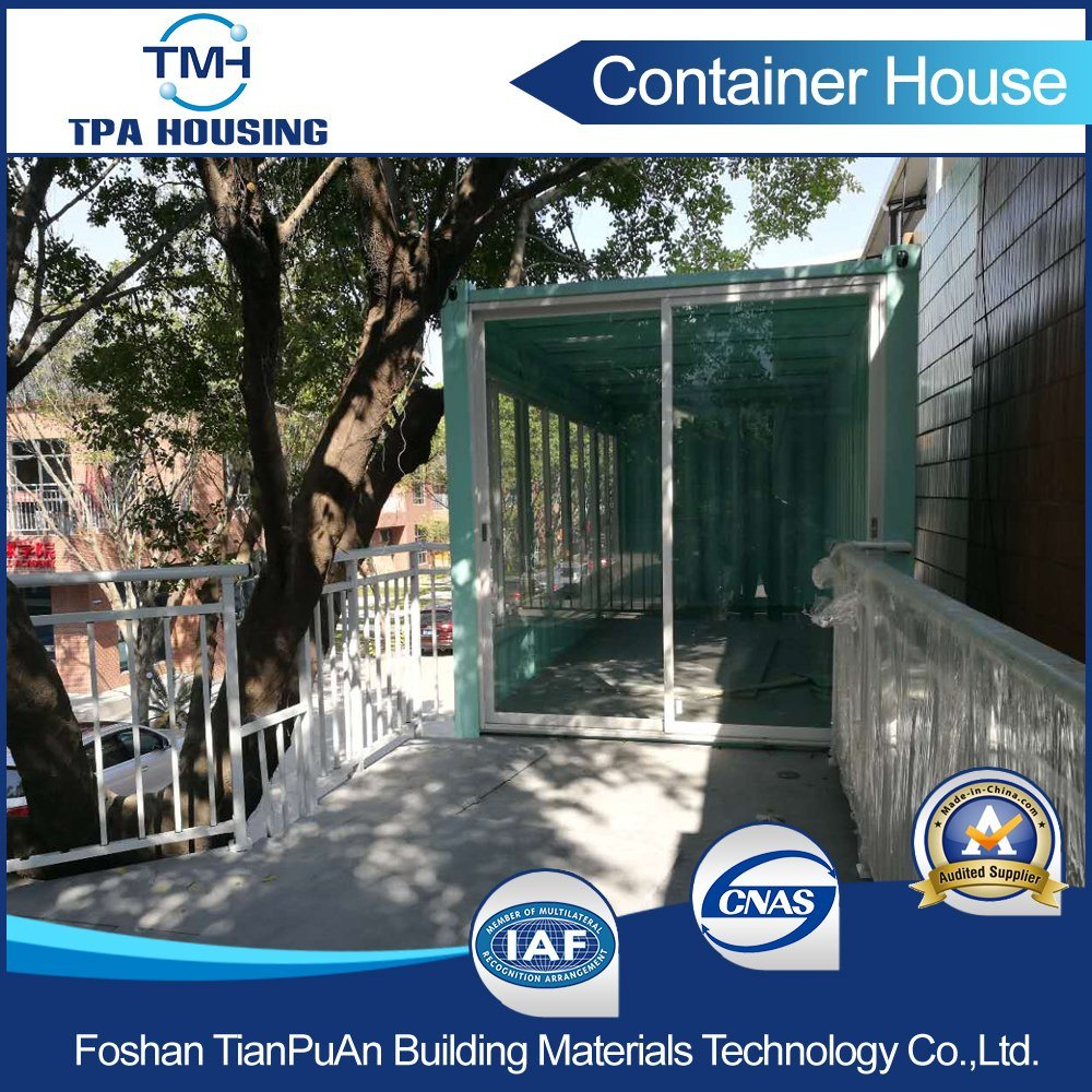 Prefabricated Steel Structure Container House Building pictures & photos
