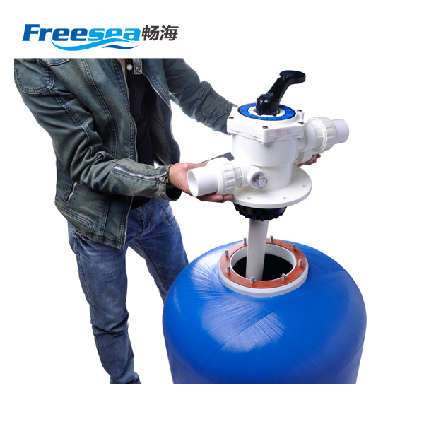 Freesea Hot Sale Swimming Pool Top Mount Sand Filter pictures & photos