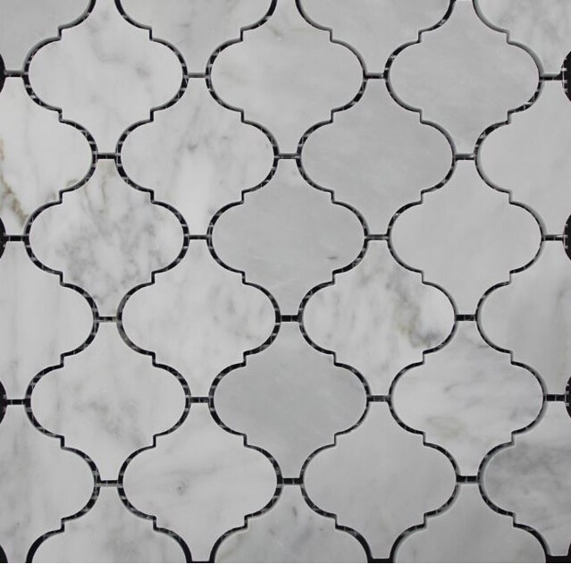 China Hexagon Basketweave Herringbone French Pattern Floor Wall