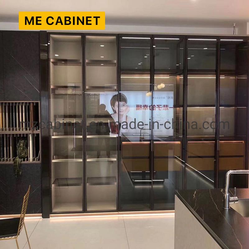 China 2020 New Mirror Glass Folding, Mirrored Glass Bedroom Furniture