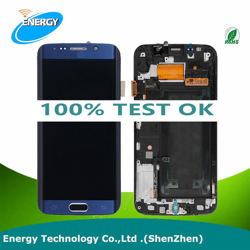 LCD Touch Screen for Samsung Galaxy S7 LCD pictures & photos