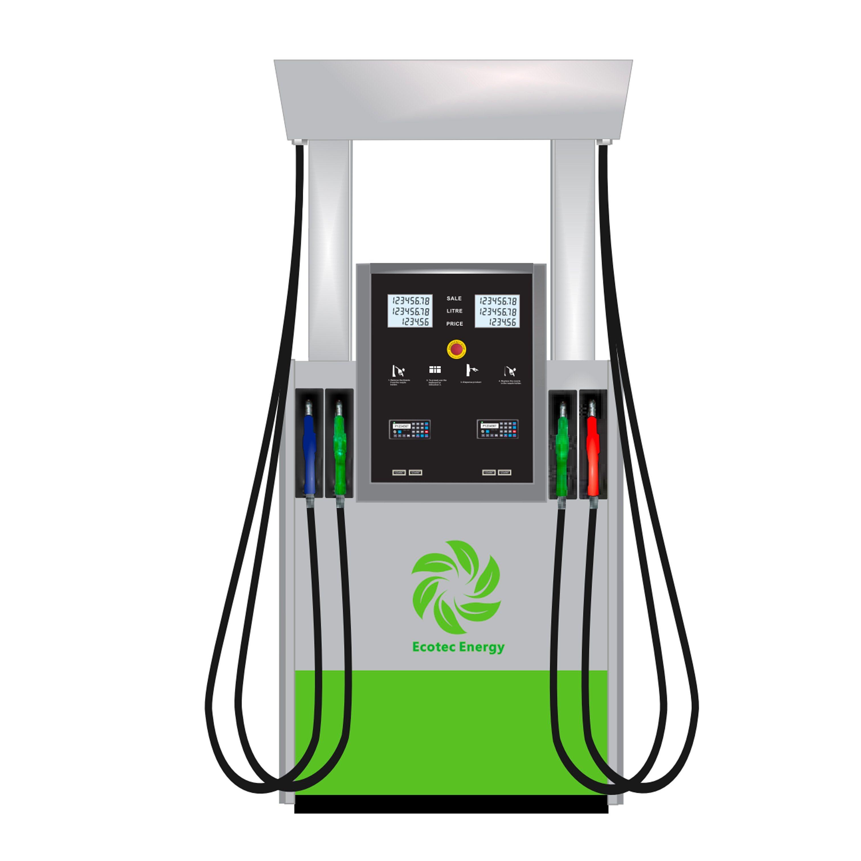 Auto Off//stop Fuel Nozzle Dispenser Gasoline Oil Delivery Black