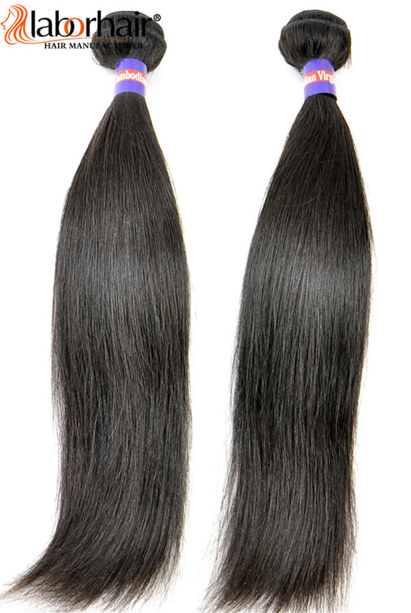 China 100 Silky Straight Virgin Indian Human Hair Weft Unprocessed