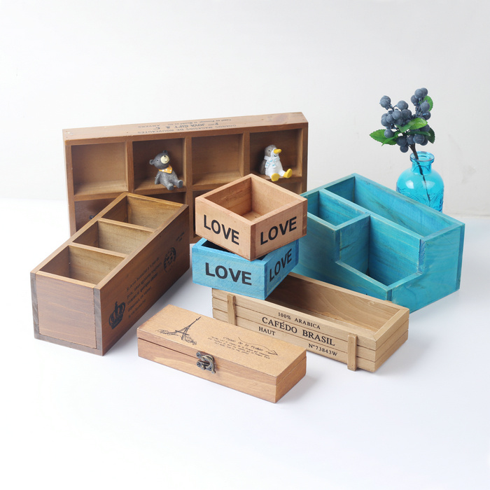 Fine Wood Box for Friuts/Toys/Jewellerys pictures & photos