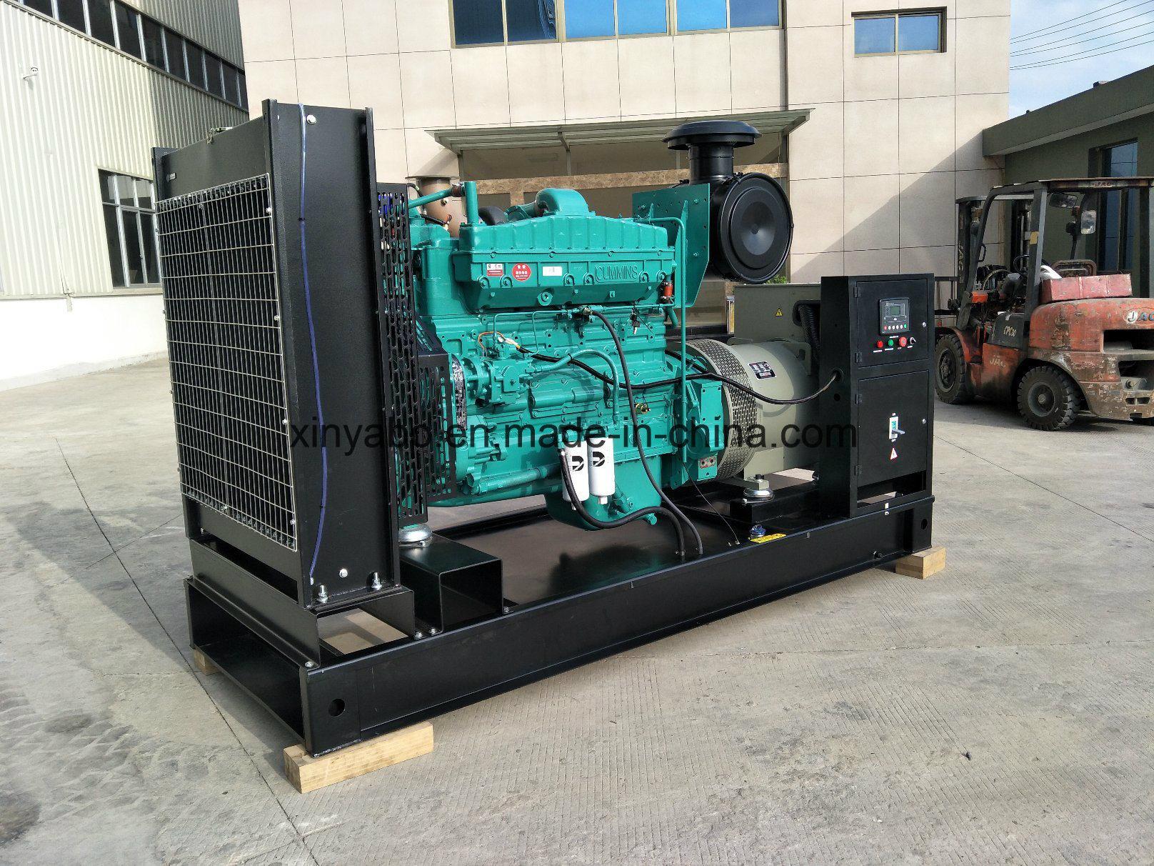 China 200kVA Cummins Diesel Generator with Silent Type China
