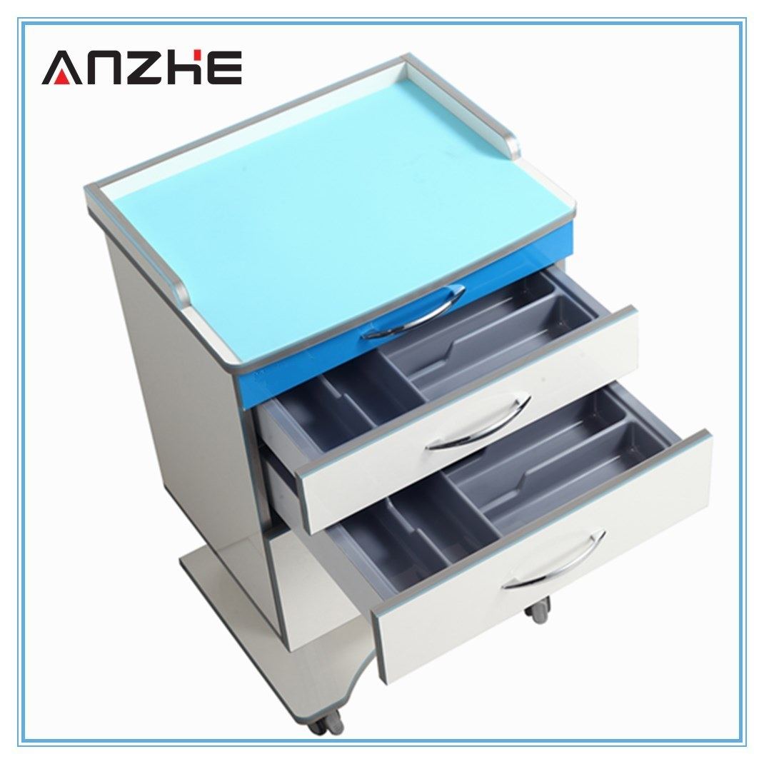Factory Portable Mobile Dental Clinic Surgical Instrument Dental Cabinet
