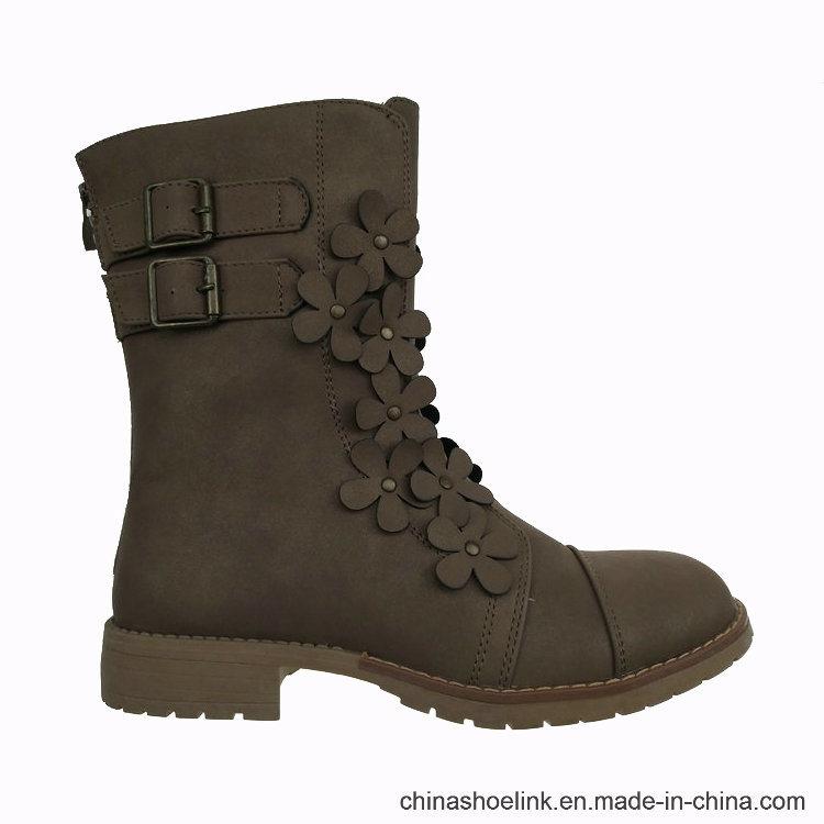 Popular Girls Half-Knee Winter Boots