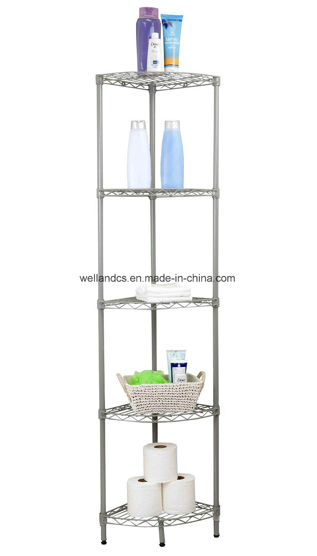 tools diy tier co towel wall two metal dp silver curve uk amazon shelf bathroom rail