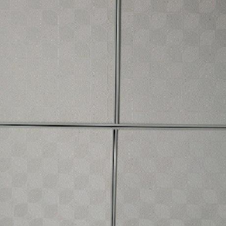 Vinyl Faced Gypsum Ceiling Tile