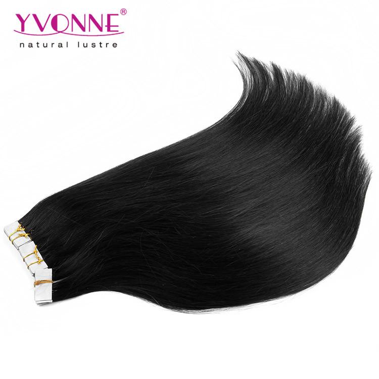 China 100 Human Hair Skin Weft Hair Extension On Sale China Hair