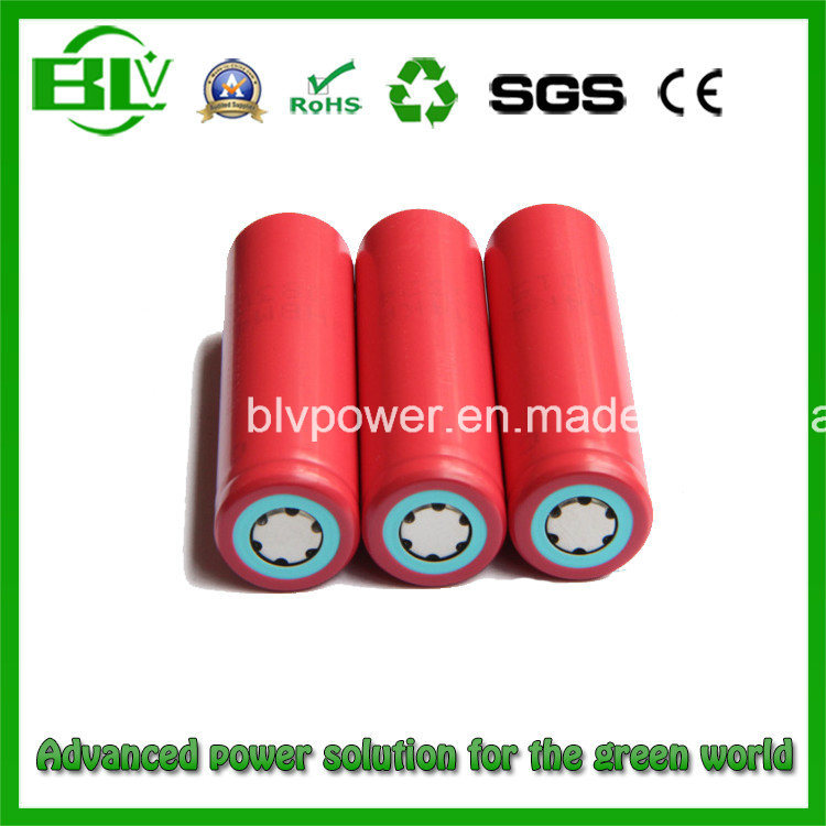 Lithium-Ion Battery 18650 3.7V 3000mAh for Mobile Wireless Speaker