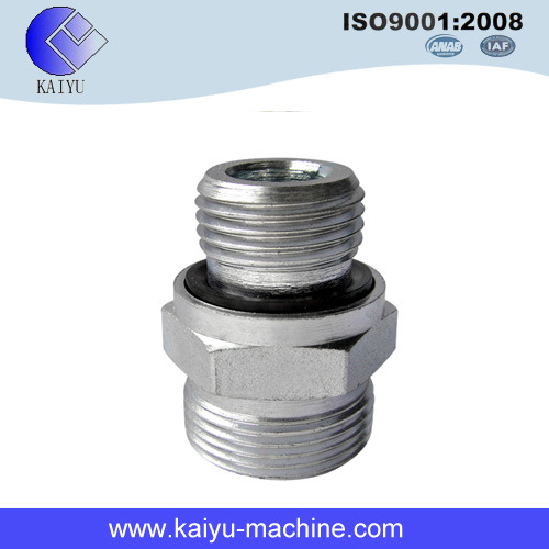 (1BO) Bsp / SAE O-Ring Boss L - Series Hydraulic Pipe Fitting