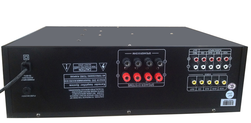 Kb-580u Professional AMP Karaoke Amplifier with FM and USB pictures & photos