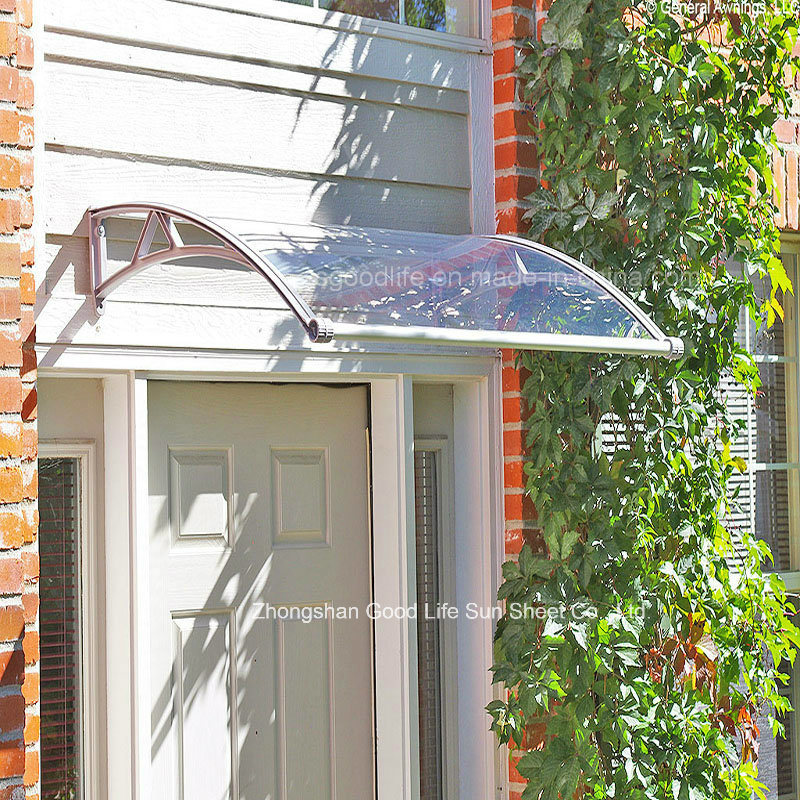 China Diy Assembly Transparent Awning Material For Shelter China
