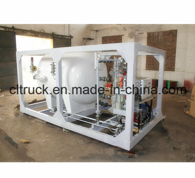 Factory Sale 50000 Liters Portable LPG Gas Station pictures & photos
