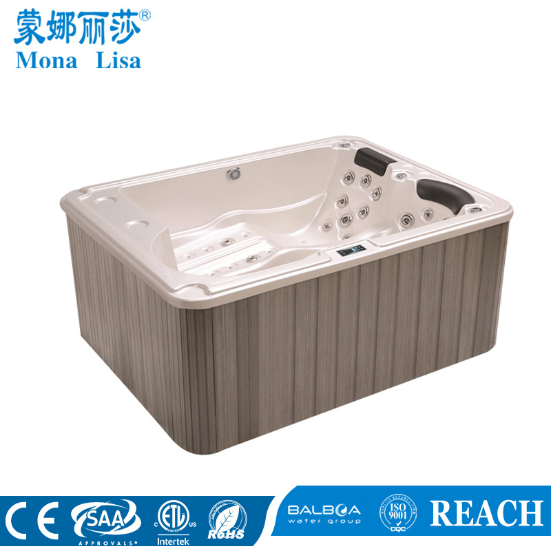 China Small Hot Tub for Three Person SPA Jacuzzi (M-3336) - China ...